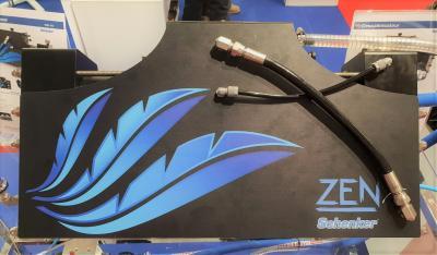 Schenker ZEN 50, non solo design