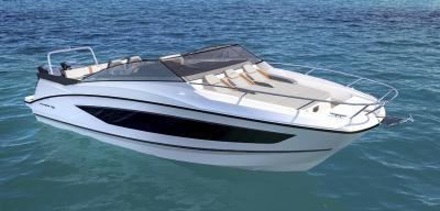 Bénéteau Flyer 10, il day-boat per la crociera