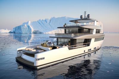 Rosetti presenta due supply vessel firmati Giovanni Ceccarelli