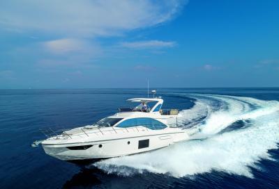 Azimut 55 Fly: come naviga, pregi e difetti