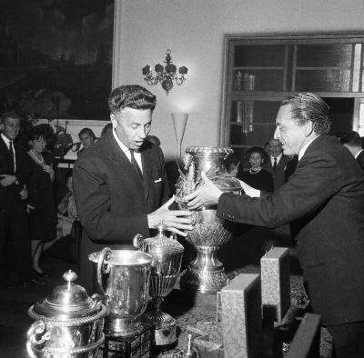 Il genio di Giulio Cesare Carcano allo Yacht Club Italiano