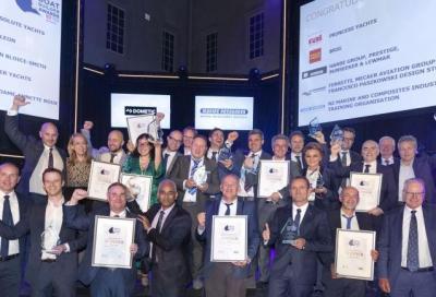 Boat Builder Awards, tutti i vincitori