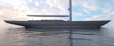 Spirit 111, in arrivo uno dei più grandi superyacht di legno