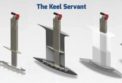 Keel Servant, la chiglia retrattile italiana efficiente e versatile