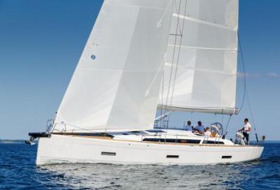 Prova X-Yachts X49, performance cruiser di classe