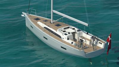 Arriva l'X40, il modello per festeggiare i 40 anni del cantiere X-Yachts