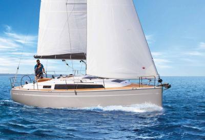 Bavaria Cruiser 34 by Farr Yacht Design