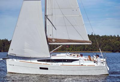 Sun Odyssey 319, lo spirito della vacanza