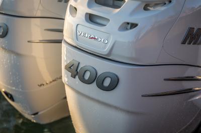 Mercury Marine arriva il Verado da 400 cv