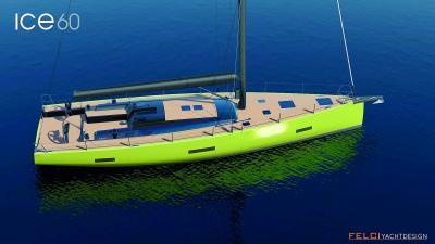 Ice Yachts 60 RS, prestazioni da brivido