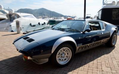 Al Marina di Varazze in scena Classic Cars