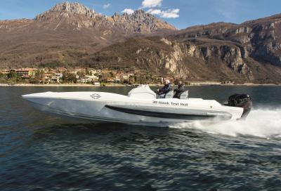 Sunseeker Hawk 38 ecco il video
