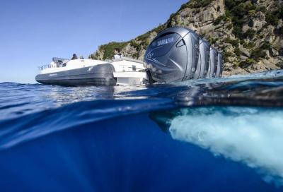 Yamaha prove in mare a Catania