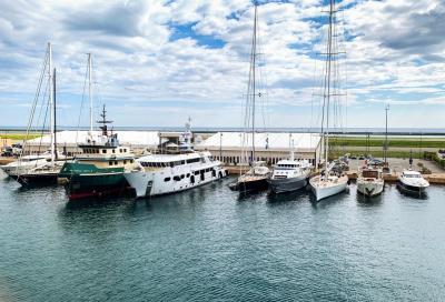 A Marina Genova SeaYou - Yacht Sales & Charter Days