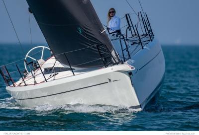 La doppia anima di Italia Yachts 11.98