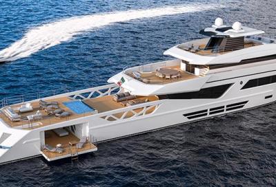 Rosetti 52m Supply Vessel Yacht, iniziamo a conoscerlo