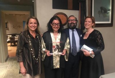 """Ad Amer Yachts il premio """"Women Value company"""""""