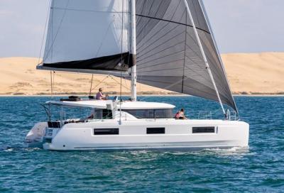Prestazioni e comfort, navigare con il Lagoon 46 non vi stancherà mai!