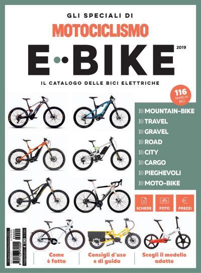 Diportisti-ciclisti, è in edicola lo Speciale E-Bike!