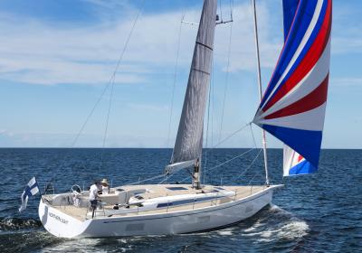 Swan 48, la gamma Swan Yachts cresce ancora