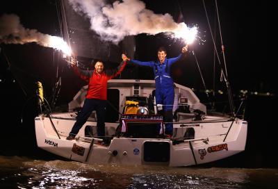 La Cinquecento Trofeo Pellegrini, vittoria per il Class 40 Crazy