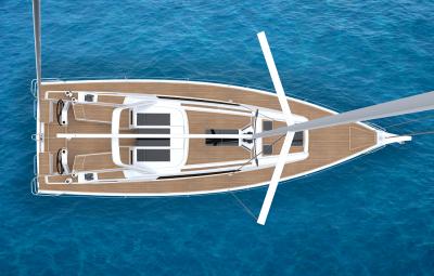 Grand Soleil 42 Long Cruise, nato per la crociera