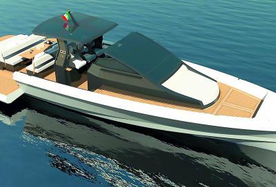 Seanfinity T4 waterlimo e weekend boat