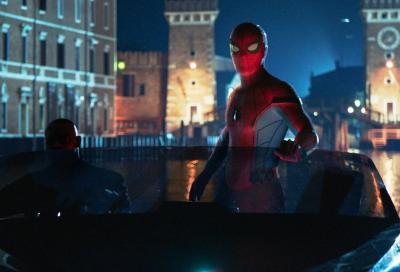 Spider-man a bordo di un Frauscher per salvare il mondo!