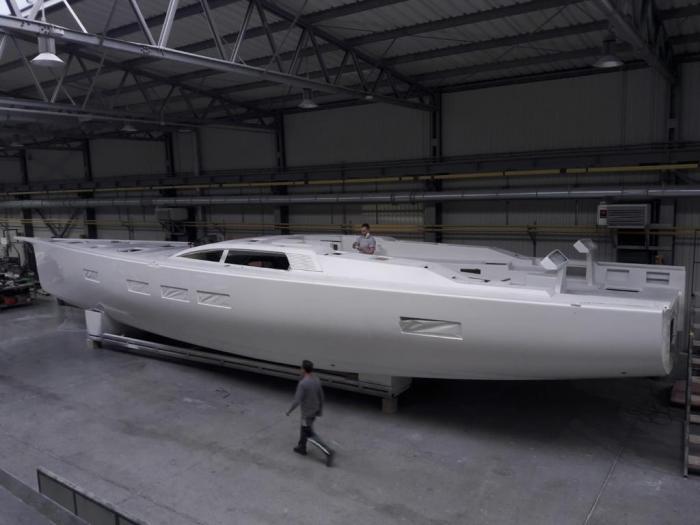 Ocean Maxy 70, il fast cruiser by Vismara