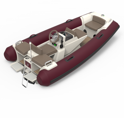 H3O Yacht Design disegna la gamma jet tender Argos Nautic