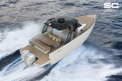 Heron Yacht, il nuovo 38' è in produzione