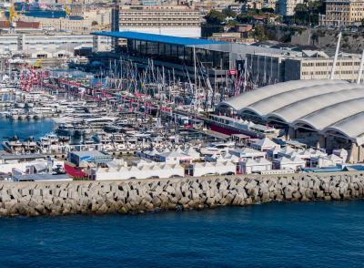 Salone di Genova al via!