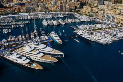 Monaco, le meraviglie della grande nautica