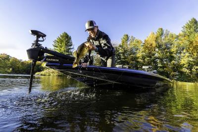 Garmin Force Trolling il motore per la pesca