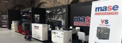 Mase Generators al Salone di Cannes