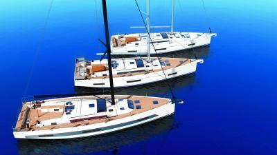 Dufour, arrivano le nuove barche