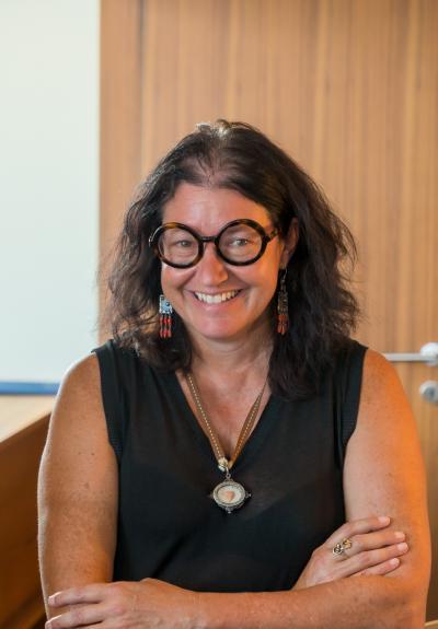 Barbara Amerio è presidente di Confindustria Imperia