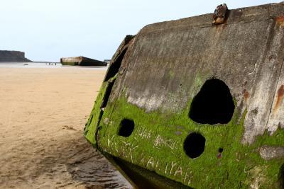 Un itinerario (diverso) in Normandia