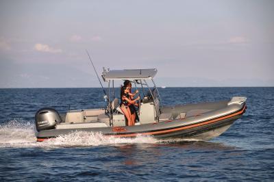 Joker Boat Barracuda 650, tutta la prova