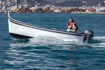 Nasce il gozzo Cinqueterre in package con Yamaha