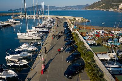 X-Italia e Mercedes, tra curve e virate