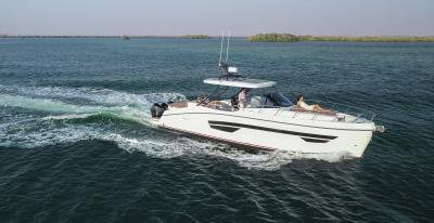 Gulf Craft in Italia con i marchi Oryx  e Silvercraft