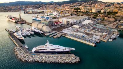 Amico & Co, nuovo shiplift per megayacht