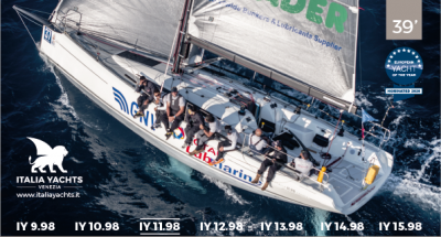 Italia Yachts, a Düsseldorf con l'IY 11.98 Bellissima Carbon e altre due grandi novità!