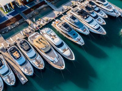 Italia leader mondiale nella produzione di yacht sopra i 24 metri con numeri da record