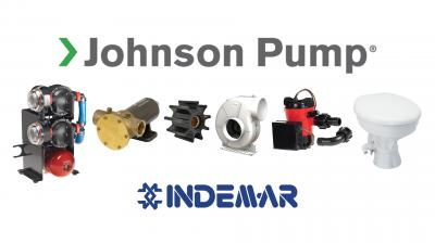 Johnson Pump sceglie Indemar come distributore in Italia
