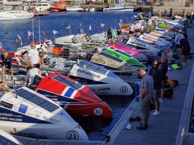 Talisker Atlantic Challenge, acqua dolce in mezzo all'Oceano