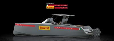 Pardo Yachts e Luna Rossa  insieme all'America's Cup