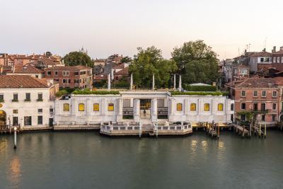 Sanlorenzo partner del Peggy Guggenheim di Venezia