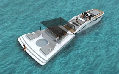 Aurea Yachts 30' Cabin, quando la barca si allunga